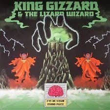 KING GIZZARD & THE LIZARD WIZARD-I'M IN YOUR MIND FUZZ CD *NEW*