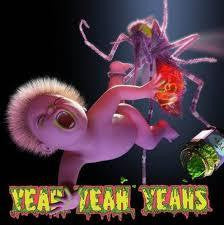 YEAH YEAH YEAHS-MOSQUITO LP VG COVER VG+