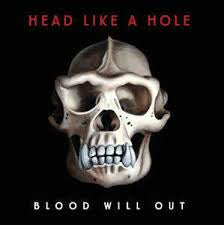 HEAD LIKE A HOLE-BLOOD WILL OUT RED VINYL 2LP *NEW*