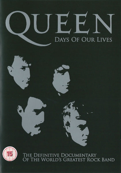 QUEEN-DAYS OF OUR LIVES DVD VG