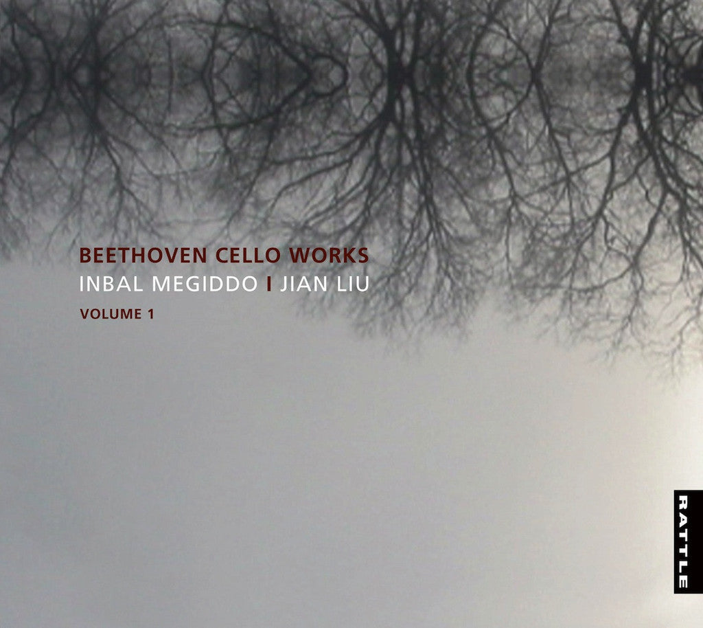 BEETHOVEN CELLO WORKS VOL 1-MEGIDDO LIU *NEW*