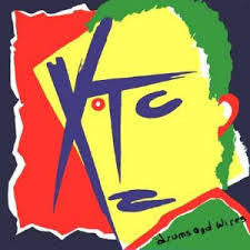 XTC-DRUMS AND WIRE LP VG+ COVER VG+