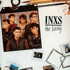 INXS-THE SWING LP VG COVER EX