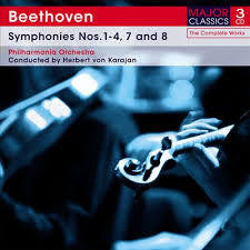 BEETHOVEN-SYMPHONIES 1 TO 4 7 AND 8 3CD *NEW*