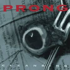 PRONG-CLEANSING RED VINYL LP *NEW*