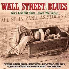 WALL STREET BLUES-VARIOUS ARTISTS 2CD *NEW*
