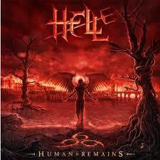 HELL-HUMAN REMAINS 2CD VG