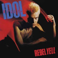 IDOL BILLY-REBEL YELL LP *NEW*