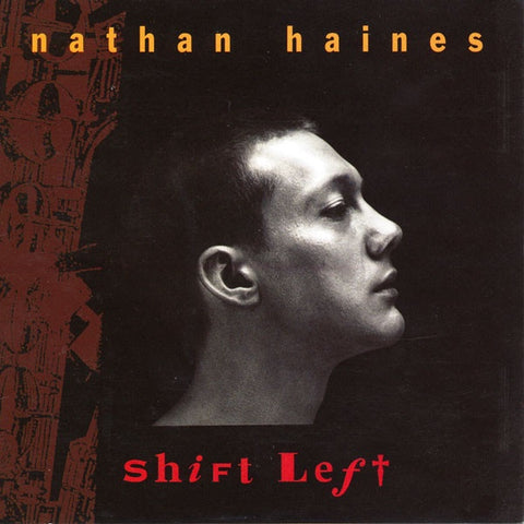 HAINES NATHAN-SHIFT LEFT CD VG