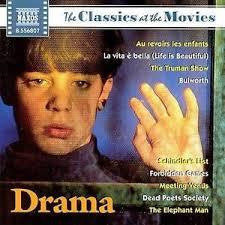 CLASSICS AT THE MOVIES - DRAMA CD *NEW*