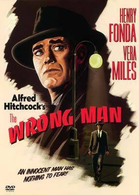 WRONG MAN DVD G