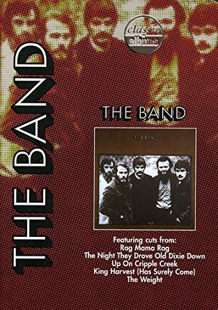 BAND THE-THE BAND DVD VG