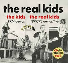REAL KIDS THE-DEMOS CD *NEW*