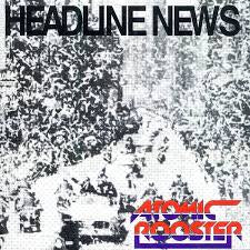 ATOMIC ROOSTER-HEADLINE NEWS LP NM COVER VG