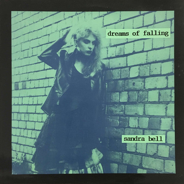 BELL SANDRA-DREAMS OF FALLING CD VG