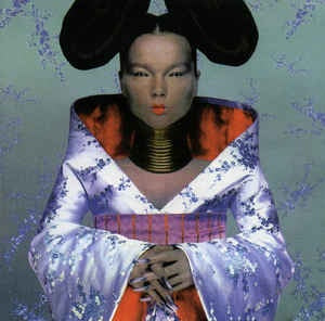 BJORK-HOMOGENIC CD VG