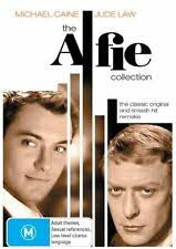 ALFIE COLLECTION-1966 & 2004 ZONE 2 2DVD VG+