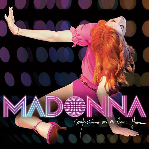 MADONNA-CONFESSIONS ON A DANCE FLOOR CD VG