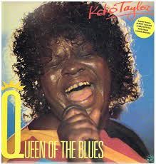 TAYLOR KOKO-QUEEN OF THE BLUES LP VG+ COVER VG+