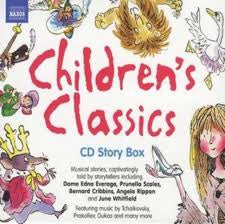 CHILDREN'S CLASSICS CD STORY BOX 7CD *NEW*