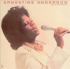 ANDERSON ERNESTINE-HELLO LIKE BEFORE LP VG COVER VG