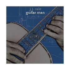 CALE JJ-GUITAR MAN LP+CD *NEW*