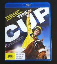 CUP THE-BLURAY VG+ INCLUDES DIGITAL COPY