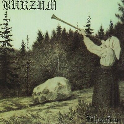 BURZUM-FILOSOFEM 2LP *NEW*