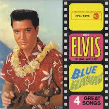 PRESLEY ELVIS-BLUE HAWAII LP VG COVER VGPLUS