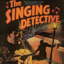 SINGING DETECTIVE THE-OST LP VG COVER VG+