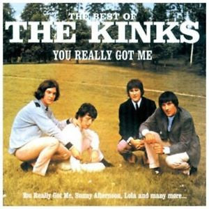 KINKS THE-YOU REALLY GOT ME THE BEST OF THE KINKS CD *NEW*