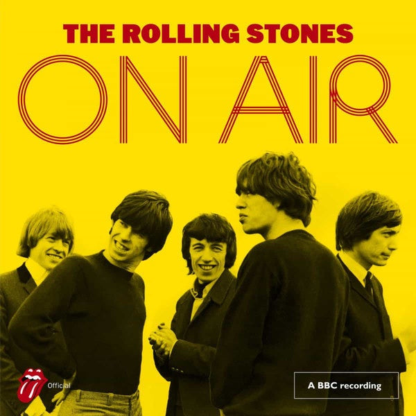 ROLLING STONES THE-ON AIR DELUXE 2CD *NEW*