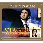 GROBAN JOSH-NOEL & STAGES 2CD *NEW*