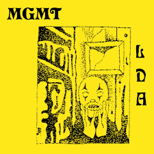 MGMT-LITTLE DARK AGE CD *NEW*