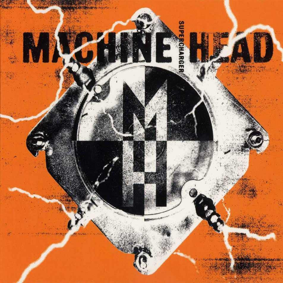MACHINE HEAD-SUPERCHARGER CD VG