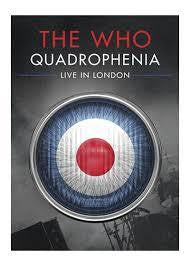 WHO THE-QUADROPHENIA LIVE IN LONDON DVD *NEW*