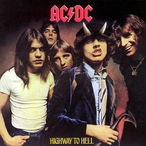 AC/DC-HIGHWAY TO HELL LP *NEW*