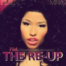 MINAJ NICKI-THE RE UP 3 DISK SET (2CD + DVD) *NEW*