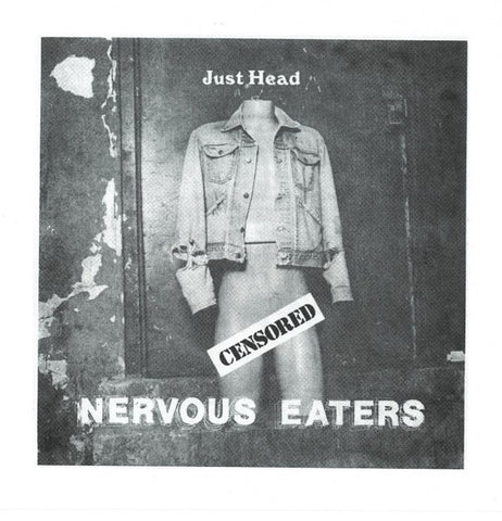 "NERVOUS EATERS-JUST HEAD 7"" *NEW*"