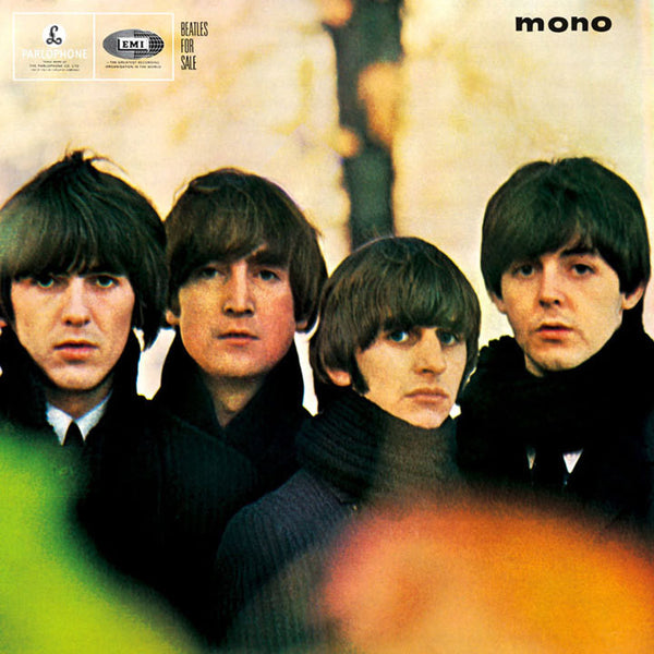 BEATLES THE-FOR SALE CD VG