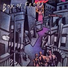 BOX OF FROGS-STRANGE LAND LP NM COVER VG
