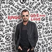 RINGO - GIVE MORE LOVE CD *NEW*