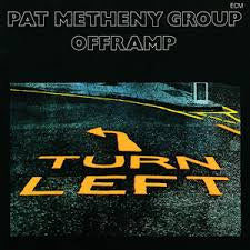 METHENY PAT GROUP-OFFRAMP LP VG+ COVER VG+
