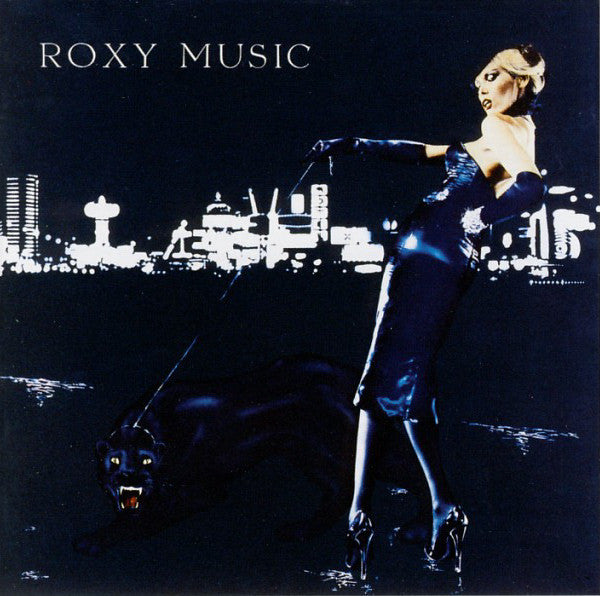 ROXY MUSIC-FOR YOUR PLEASURE CD VG