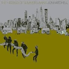 MITCHELL JONI-THE HISSING OF SUMMER LAWNS LP *NEW*