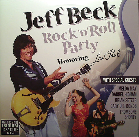 BECK JEFF-ROCK'N'ROLL PARTY CD VG