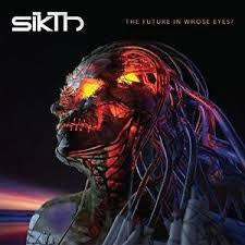 SIKTH-THE FUTURE IN WHOSE EYES? CD *NEW*