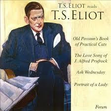 ELIOT TS-READS TS ELIOT CD *NEW*