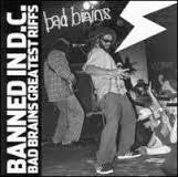 BAD BRAINS-BANNED IN DC CD *NEW*