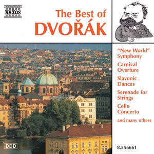 DVORAK-THE BEST OF CD *NEW*